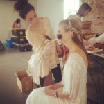Colorado's Top Bridal Beauty Wedding Hair Up-Do and Bridal Make-Up Artists at Fluff Denver
