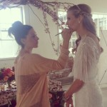 Behind the Scenes - Bridal Photoshoot - Denver, Colorado by A Salt at Fluff