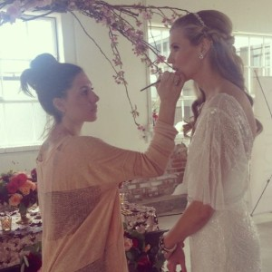 Fluff Bridal Behind the Scenes 1