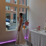 A Bride at Fluff Bar - Home of Colorado's #1 Bridal Beauty Team